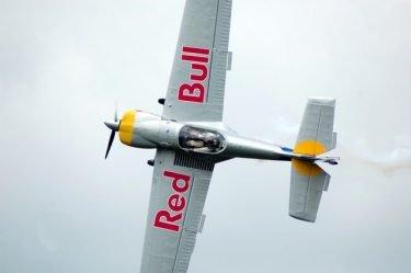 Red Bull vleugels
