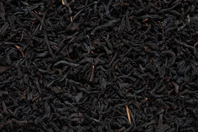 losse zwarte thee